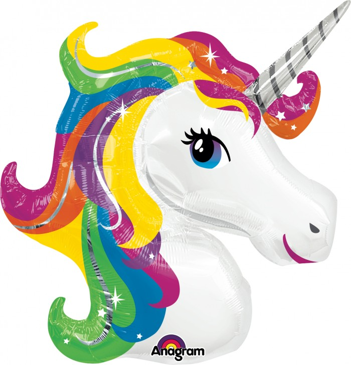 Rainbow Unicorn 31299-01
