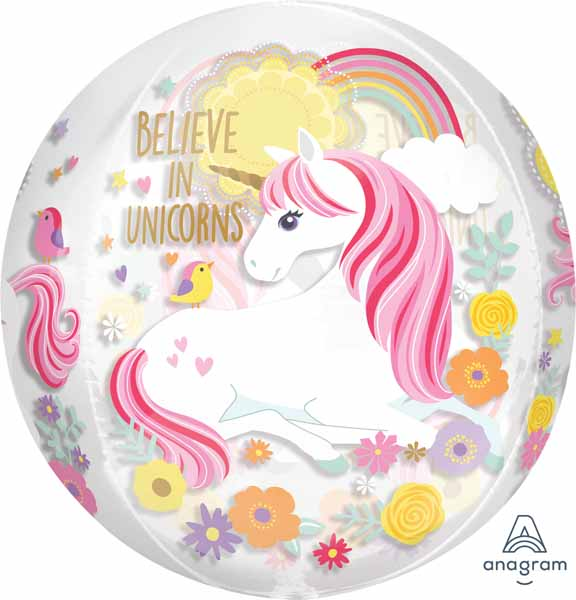 Magical Unicorn - Bubble