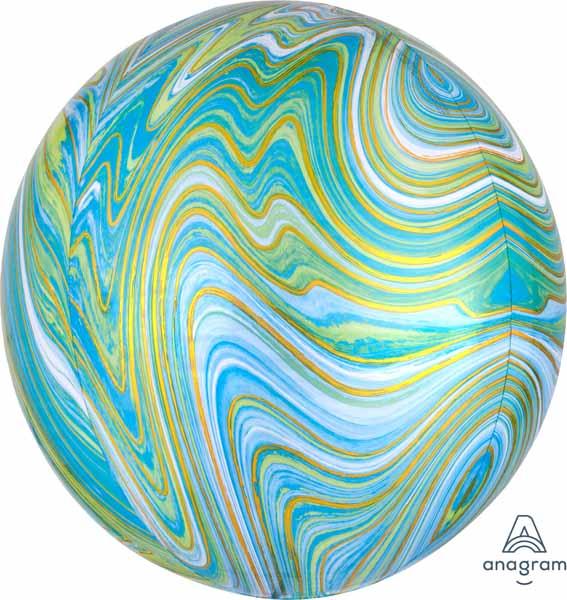Blue Green Marblez™