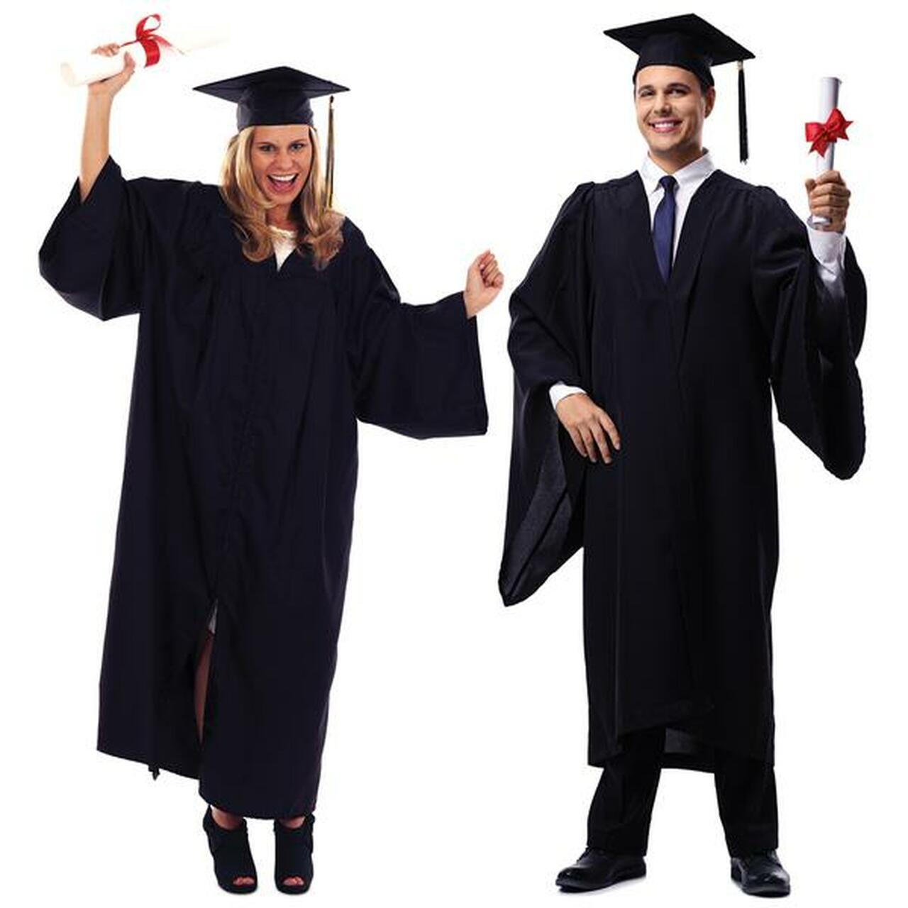 Graduation Caps & Robes