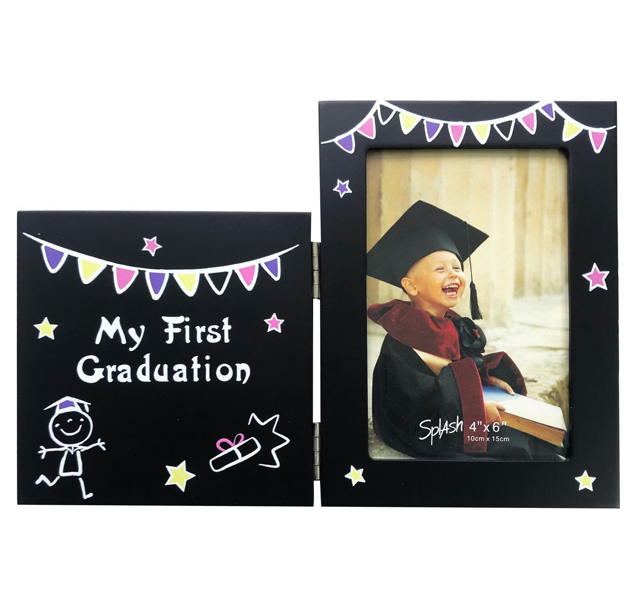 My 1st Graduation Frame