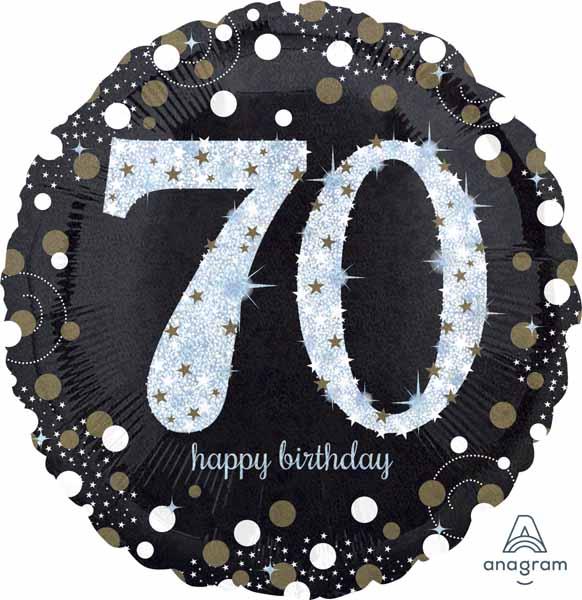 Sparkling Birthday 70