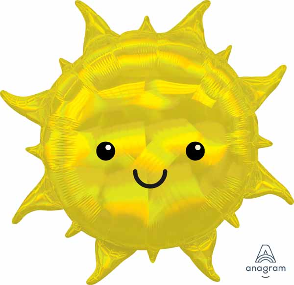 Iridescent Sun