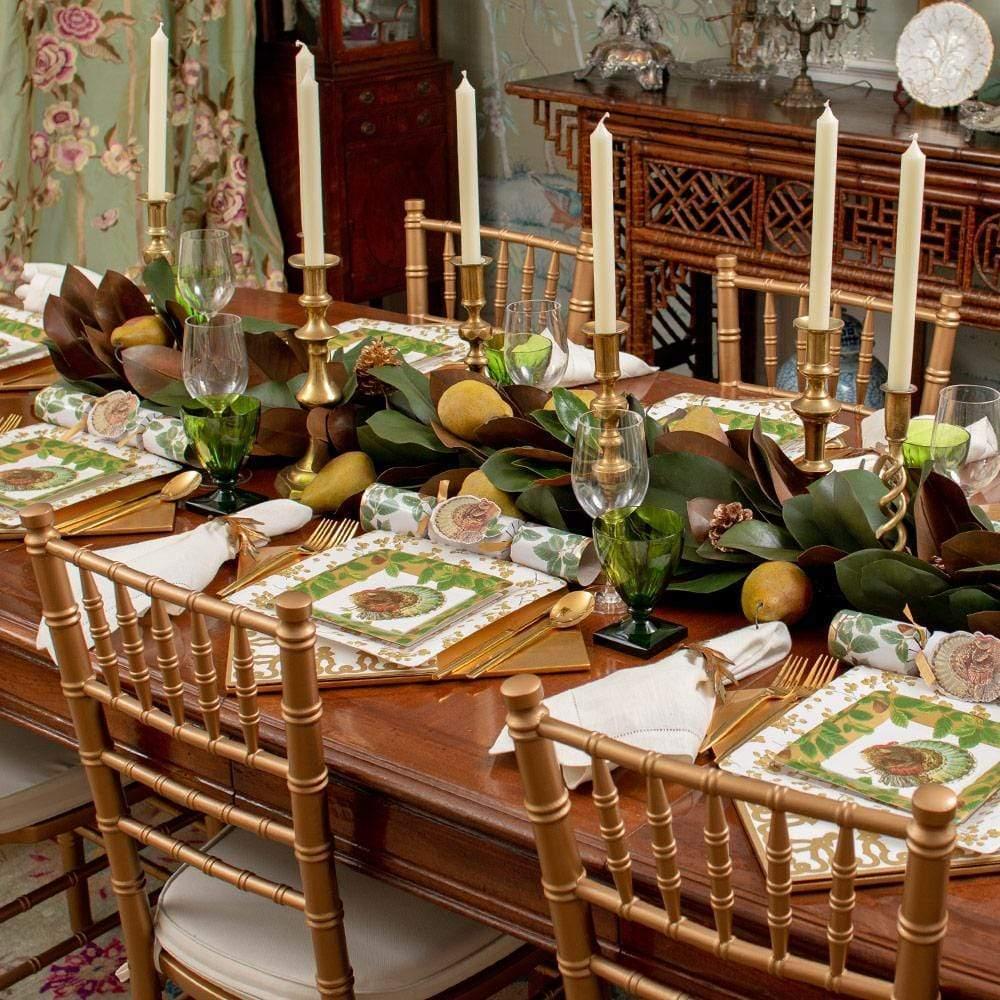 Caspari Thanksgiving Napkins
